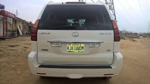 lexus gx470 pictures 4 months registered lexus gx 470 for sale at 3 65m sold autos
