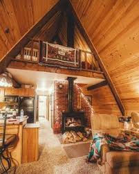 Small A Frame Cabin Plans Pin By Mc6 On Beautiful Interiors Cabin In The Wood Pinterest