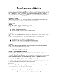 Comparison And Contrast Essay Outline Examples English Essay Outline Sample