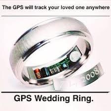 Gps Wedding Ring by Most Men Would Prefer Plan B Elmens Cars Love Beautiful