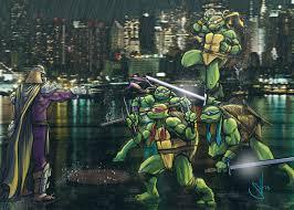 ninja turtles drawing scott scottssketches deviantart