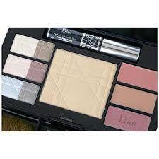 dior travel studio makeup palette voyage nib