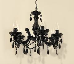 Painted Chandelier Spray Painting A Dining Room Chandelier