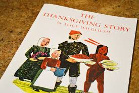 the thanksgiving story the pioneer
