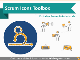 Professional Scrum Icon Toolbox Including 62 Slides Ppt Powerpoint