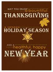 business thanksgiving messages for cards 100 images front