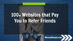 10 Iphone Apps You Can Use To Lead A Frugal Life by Over 100 Websites That Pay You To Refer Friends Money Nomad