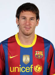 Name: Lionel Andrés Messi