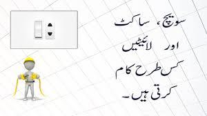 electrical wiring in urdu youtube