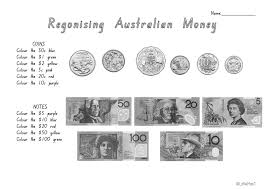 thanksgiving money worksheets australian money worksheets teach in a box