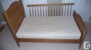 Convertible Cribs Ikea Find More Ikea Diktad Crib Converts To Pretty Sweet Toddler Bed