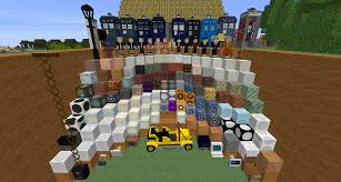 Dr Who Tardis Bookshelf The Doctor X32 Whovian Resource Pack Minecraft Texture Pack
