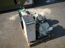 ingersoll rand rotary compressor 25hp w intellisys u25h 9p