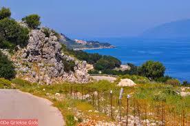 Kefalonia Greece Map by Skala Kefalonia Holidays In Skala Greece