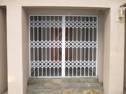retractable security gates trellis gate factory bloemfontein