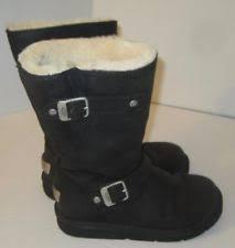 ugg womens boots black black kensington ugg boots ebay