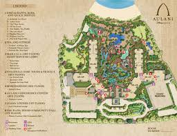 Hawaii how to become a disney travel agent images Disney 39 s aulani resort spa map for a free disney vacation quote jpg