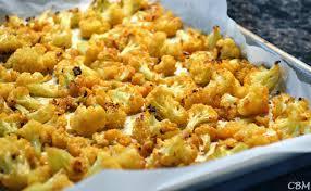 cuisiner le chou fleur dans la cuisine de blanc manger chou fleur rôti caramélisé d hélène