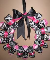 zebra baby shower pink and zebra baby shower theme