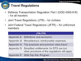 Arizona joint travel regulations images Defense travel system helpful hints ppt download jpg