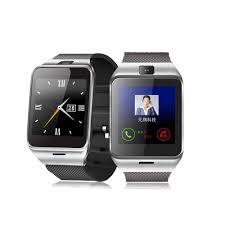 smart bluetooth watch gv18 with nfc camera wristwatch sim card