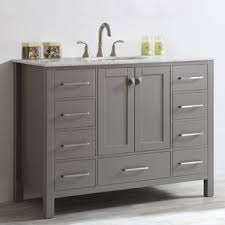 46 Bathroom Vanity 46 50 Bathroom Vanities You Ll Wayfair