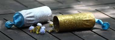 new years party poppers diy glitter party poppers danya banya