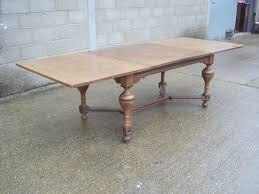 Refectory Dining Tables Perfect Refectory Dining Table Antique Victorian Oak Refectory