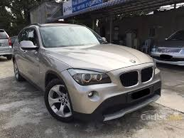 car bmw x1 bmw x1 2011 sdrive18i 2 0 in selangor automatic suv gold for rm