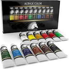 acrylic painting supplies amazon com