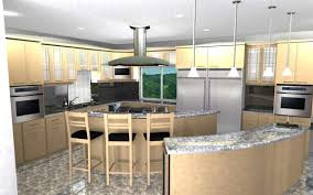 white modern kitchen designs with black floor kitchen