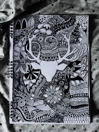 zentangle design trend 35 inspiring examples inspirationfeed