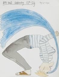 drawing mental illness artist bobby baker u0027s visual diary u2013 brain