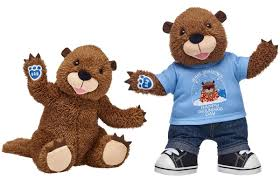 build your own teddy cuddle your own punxsutawney phil with build a s new plush