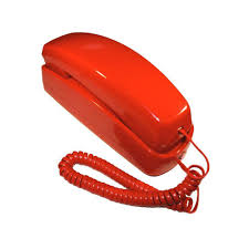 cortelco wall mount phone golden eagle standard trimstyle phone red gold ge 5303 re the