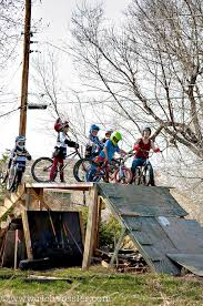 Backyard Bmx Dirt Jumps Bmx Dirt Jumps Rich Vossler Photography