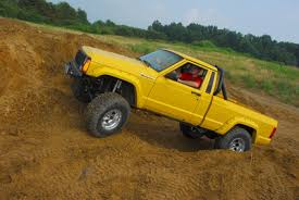 jeep pickup comanche a cummins powered jeep comanche