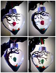 Halloween Glass Ornaments by Halloween Decorations Crafts By Tiffy D