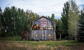 Barn Style Houses 19 Converted Barns And Barn Style Homes That U0027ll Make You Want To