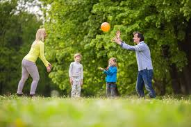 10 old fashioned ball games for kids