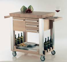 rolling kitchen islands superb kitchen island cutting table 5