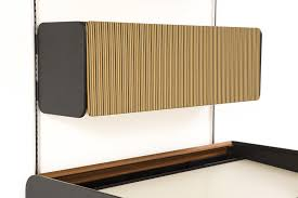 Office Desk Wall Unit Mid Century Action Office Desk U0026 Wall Unit By George Nelson For