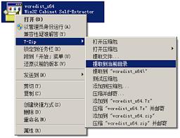 Win32 Cabinet Self Extractor 解决command Line Option Syntax Error问题 王晔的流水账