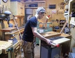 workshop layout planning tools 96 sq ft of luxury space canadian woodworking magazine