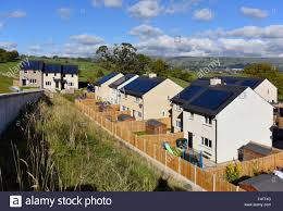 solar panels on houses new affordable domestic housing with solar panels on roof fir