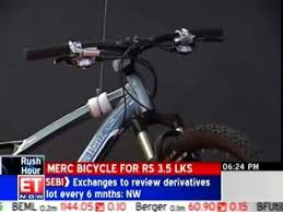 mercedes bikes mercedes launches rs 3 5 lakh bicycle at auto expo