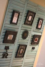 Shutters For Inside Windows Decorating Dishfunctional Designs Upcycled New Ways With Window Shutters