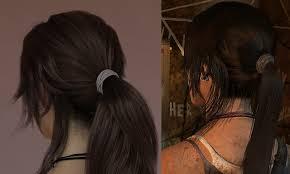 skyrim hdt hair tomb raider lara s hair physics skyrim mod requests the nexus