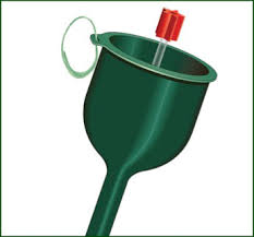 inspiring tree watering funnel homey santa s magic water