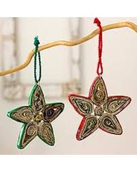 find the best deals on recycled paper ornaments of